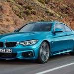 2020 BMW 4 Series Wallpaper
