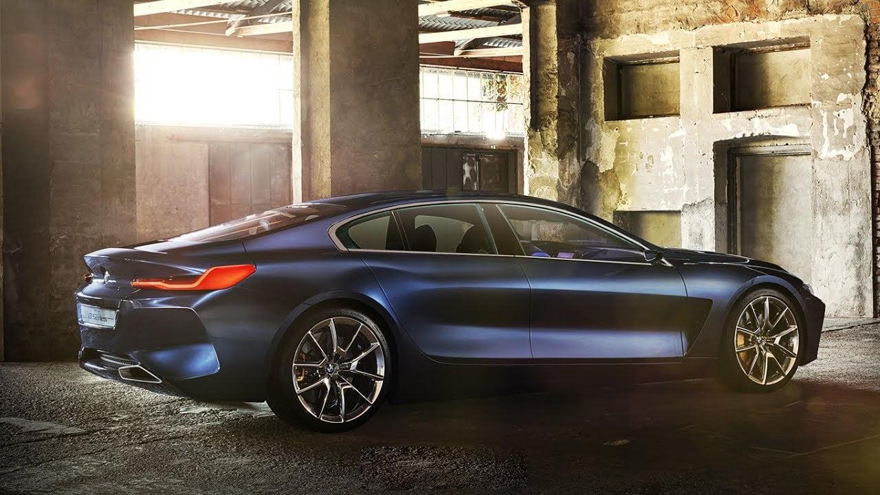 2020 BMW 530e Concept