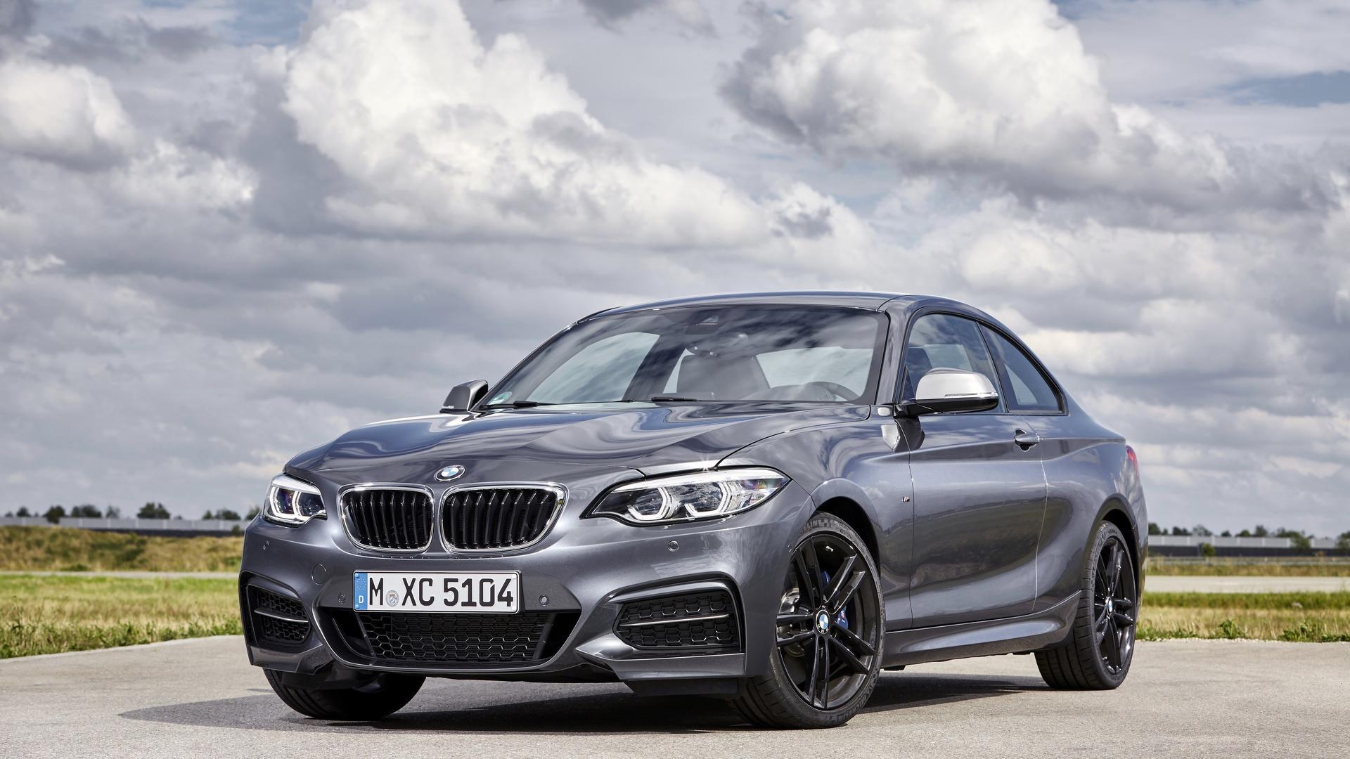 2020 BMW M240i Exterior