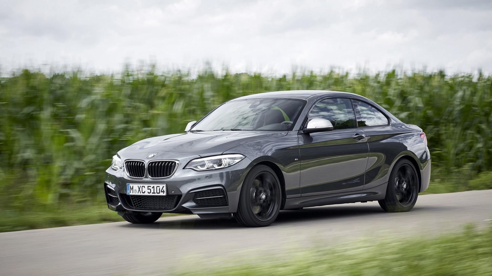 2020 BMW M240i Interior