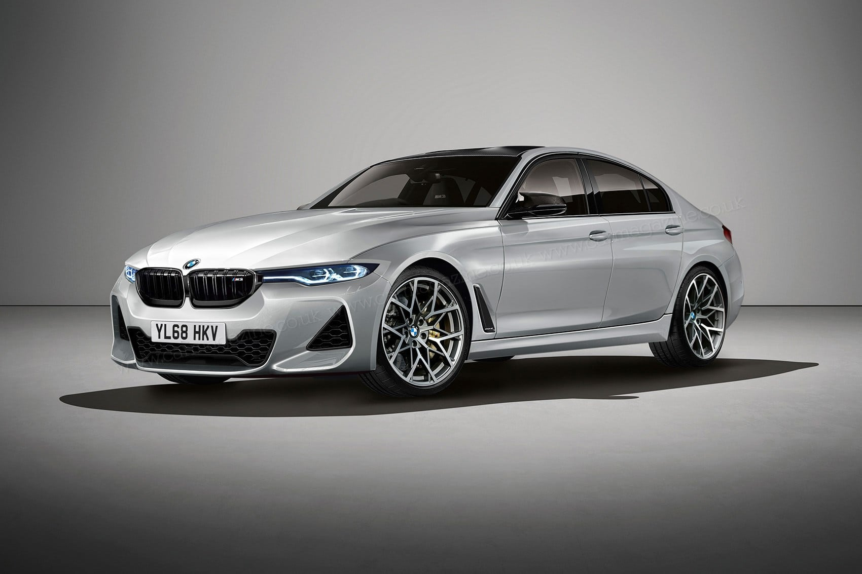 2020 BMW M4 Pictures