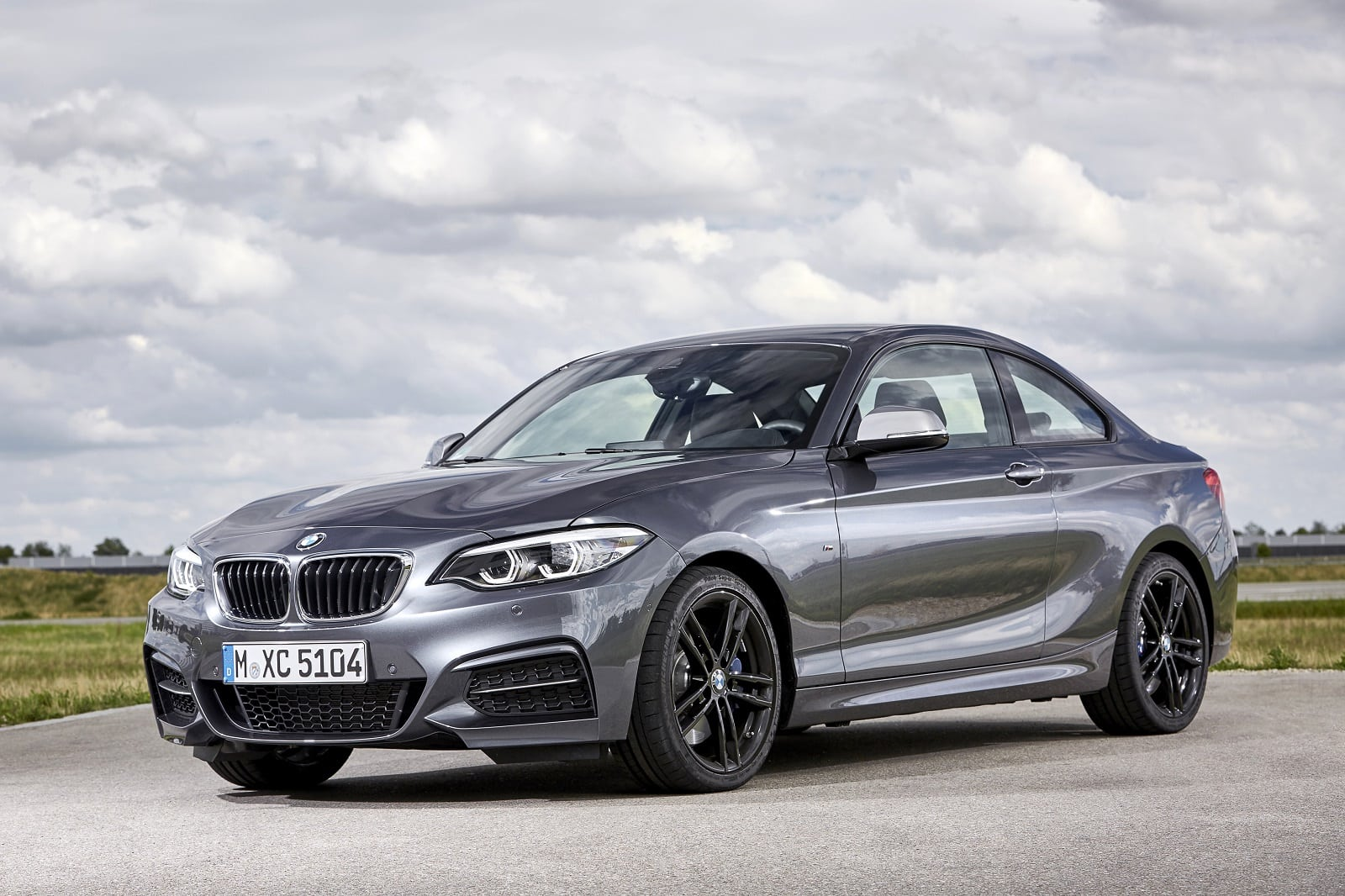2020 BMW M550d Powertrain