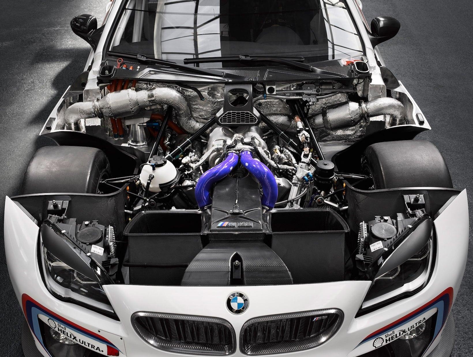 2020 BMW M6 GT3 Drivetrain   SUV Models