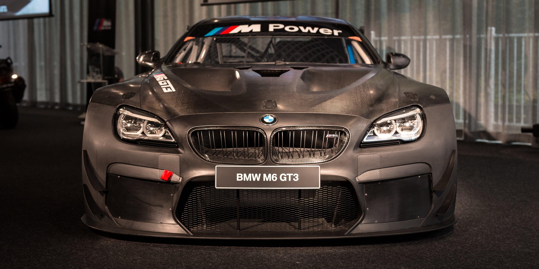 2020 BMW M6 GT3 Powertrain