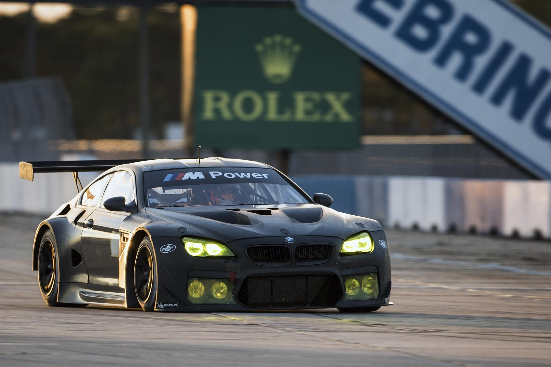 2020 BMW M6 GT3 Wallpapers