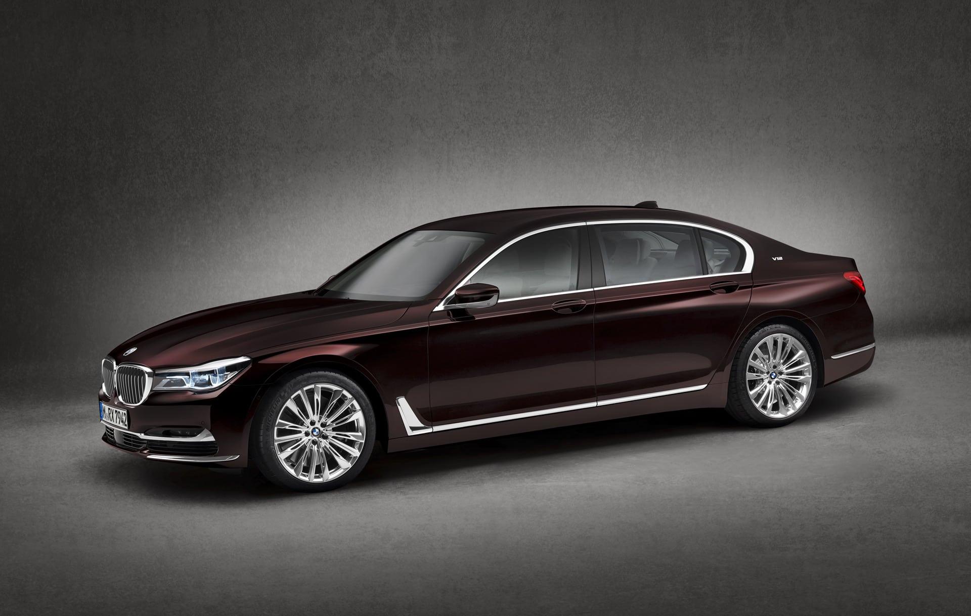 2020 BMW M760Li Price