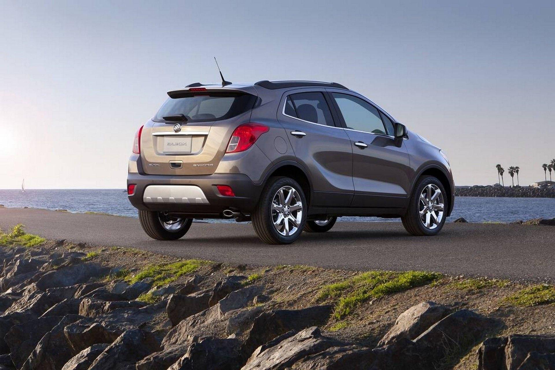 2020 Buick Encore Sport Release date
