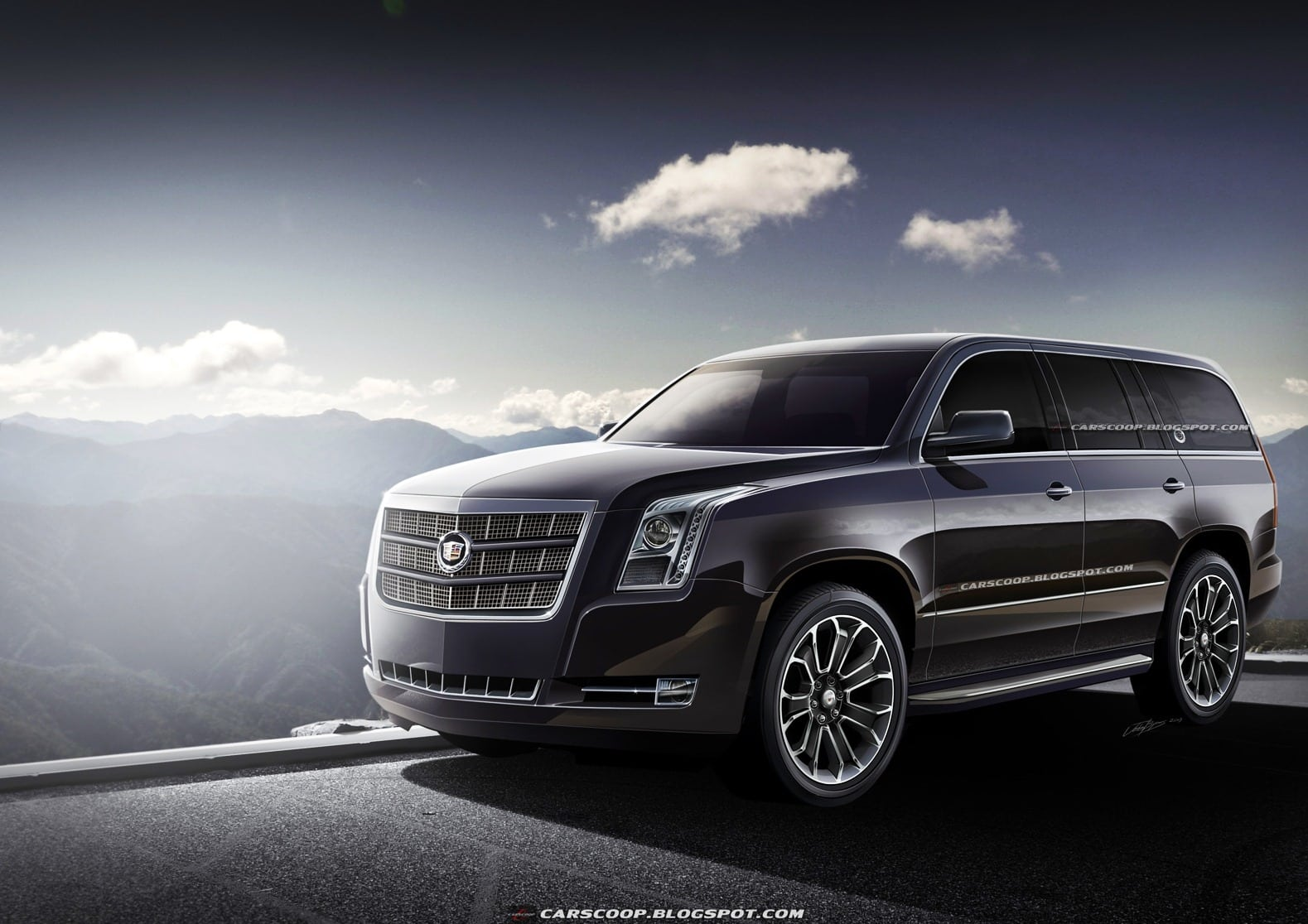 2020 Cadillac Escalade Images