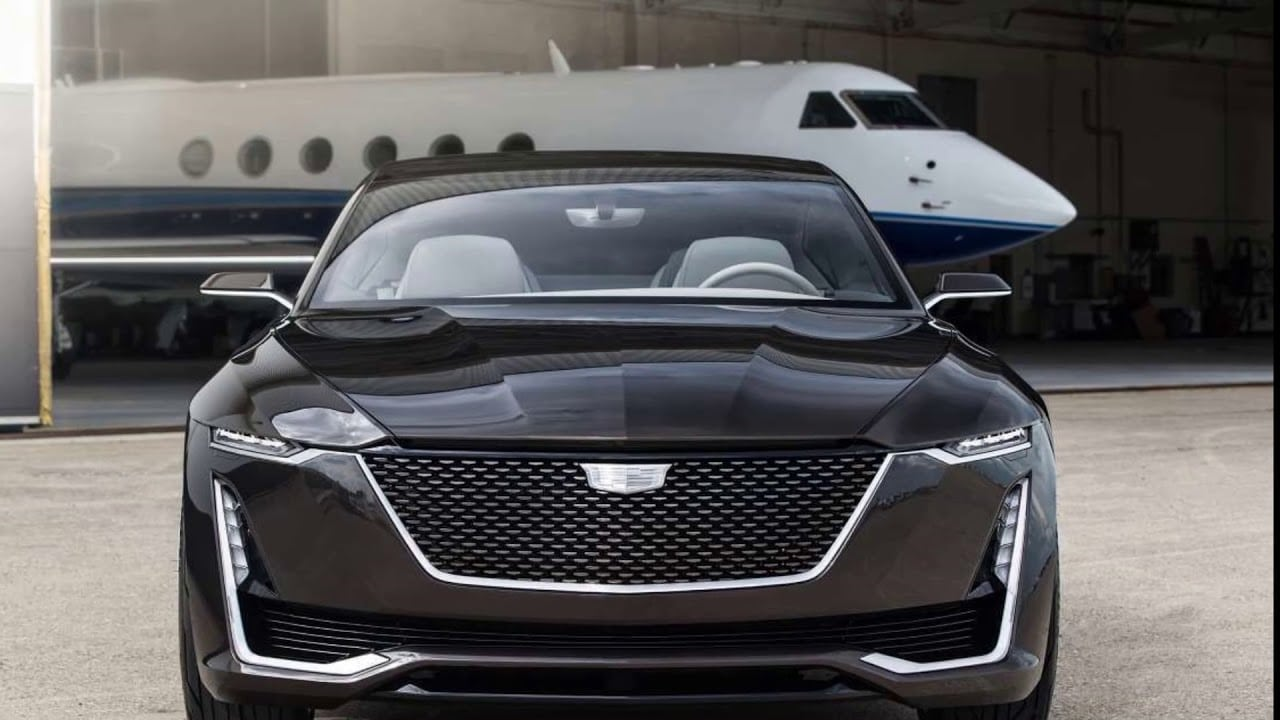 2020 Cadillac Escalade Wallpaper
