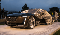 2020 Cadillac XT3 Pictures