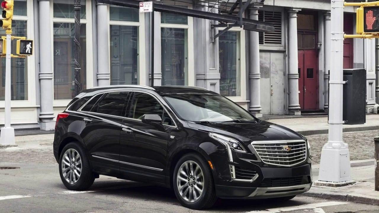 2020 Cadillac XT4  Specs