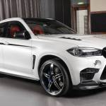 Bmw X6 M With 23 Inch Wheels Makes The Urus Look Restrained Concept