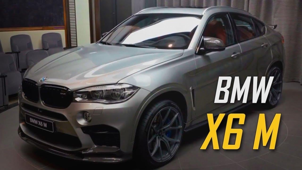 new bmw x6 m sport 2018 first look sport suv bmw x6m youtube in Redesign