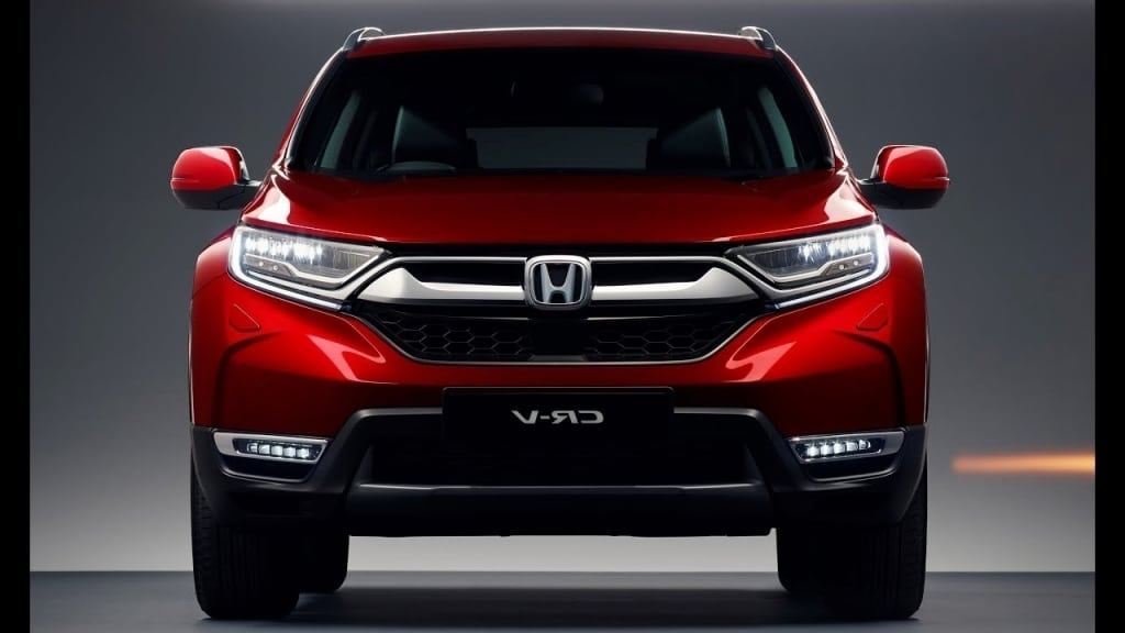 2019 Honda CR V Exterior