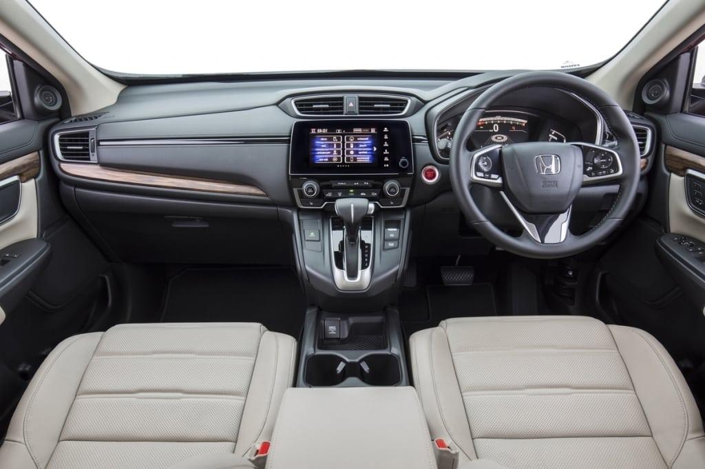 2019 Honda CR V Powertrain