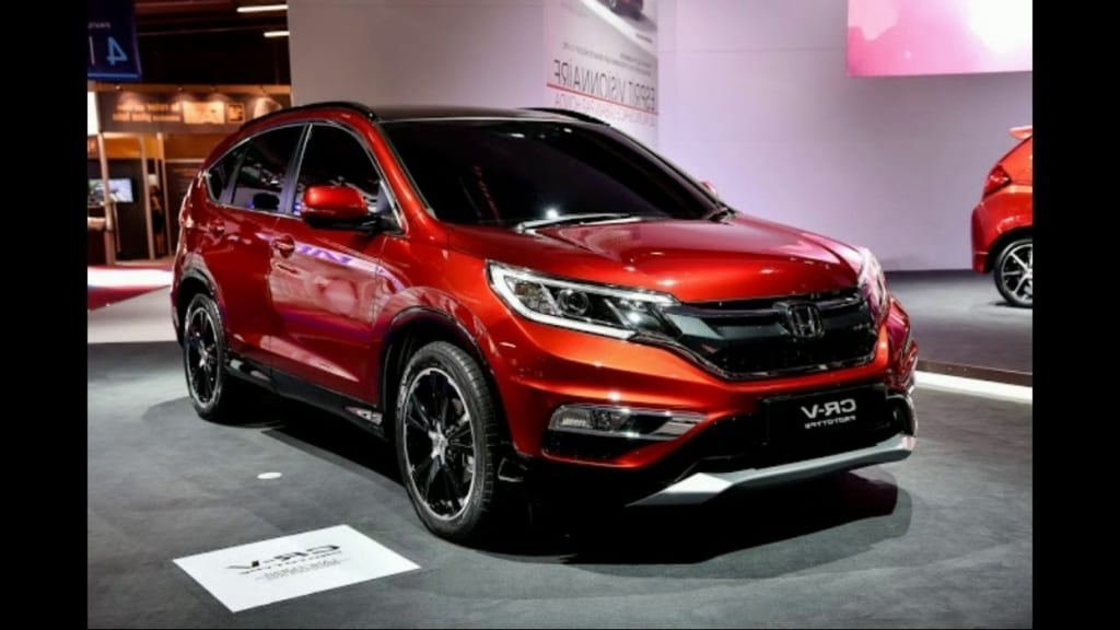 2019 Honda CR V Specs
