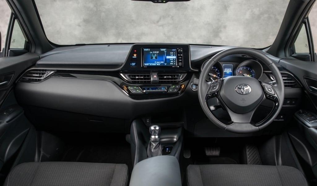 2019 Toyota C HR Release date