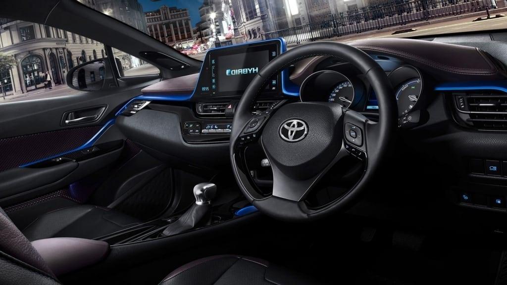 2019 Toyota C HR Spy Photos