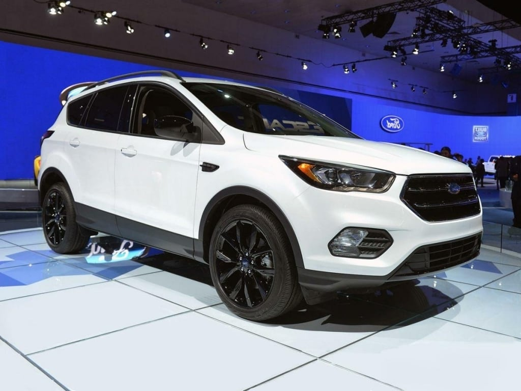 2018 Ford Escape Specs