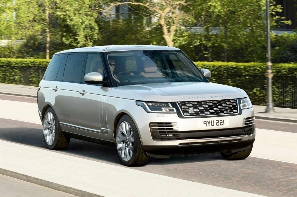 2019 Range Rover Vogue Images