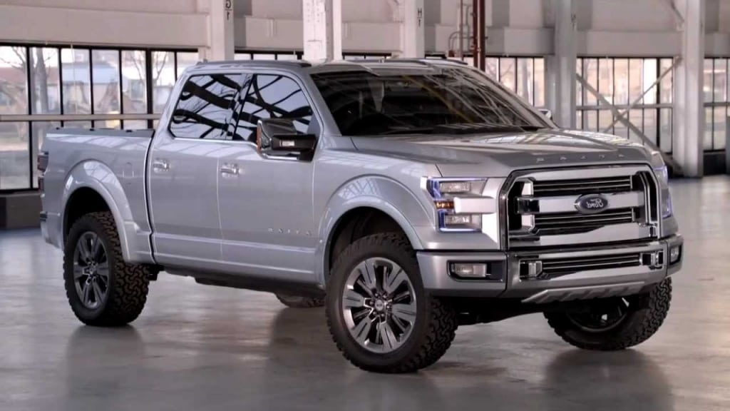 2020 Ford F150 Spy Shots