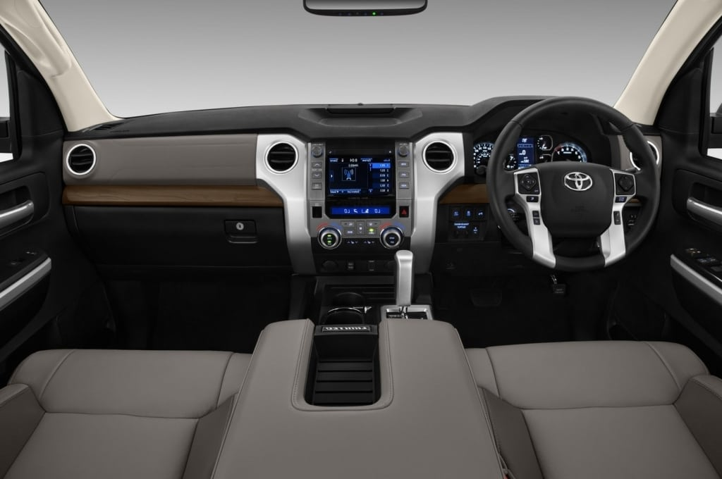 2019 Toyota Tundra Spy Photos