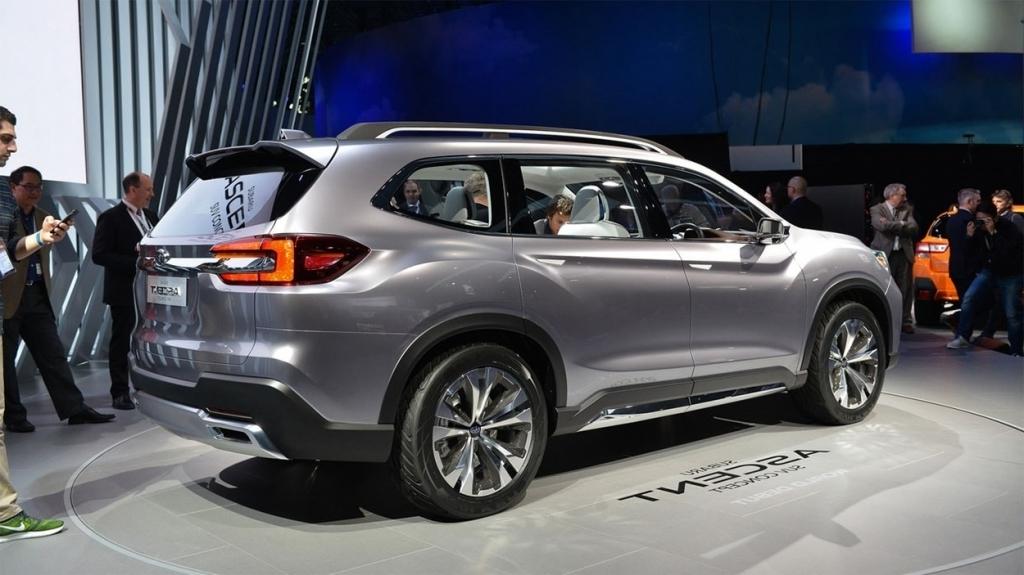 2020 Subaru Ascent Concept