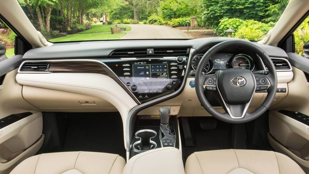 2020 Toyota Auris Exterior