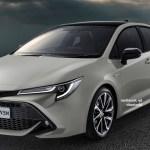 2020 Toyota Auris Specs