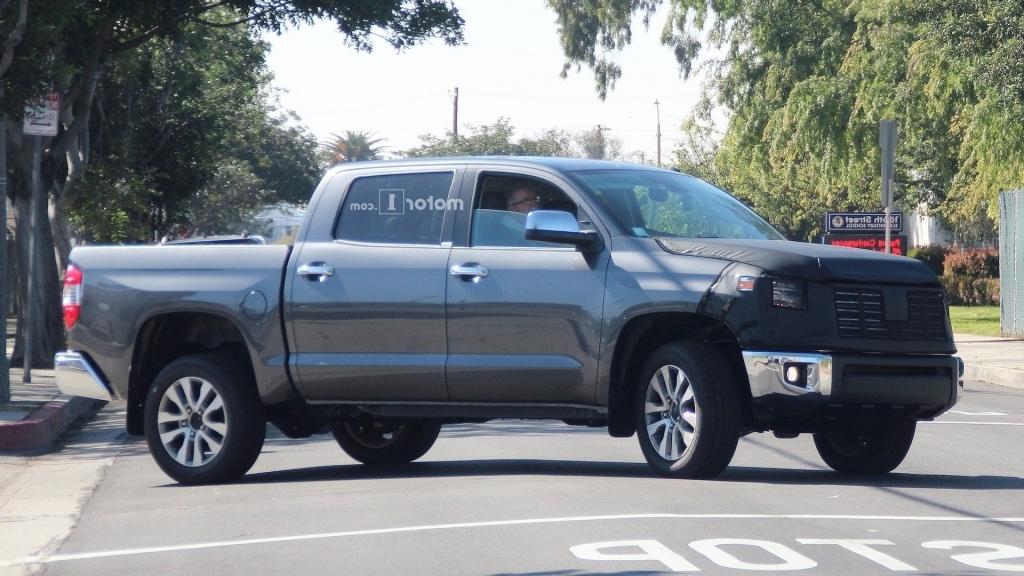 2020 Toyota Tundra Drivetrain