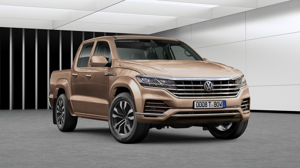 2020 VW Amarok Engine