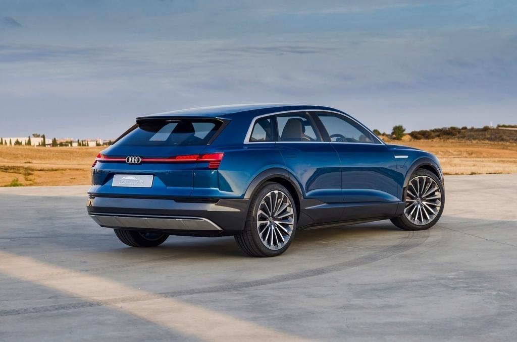 2020 Audi Q6 Drivetrain