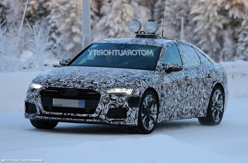 2020 Audi Q6 Images