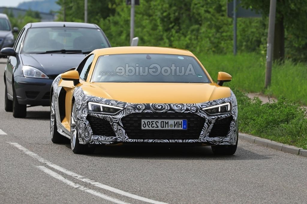 2020 Audi R8 Wallpapers