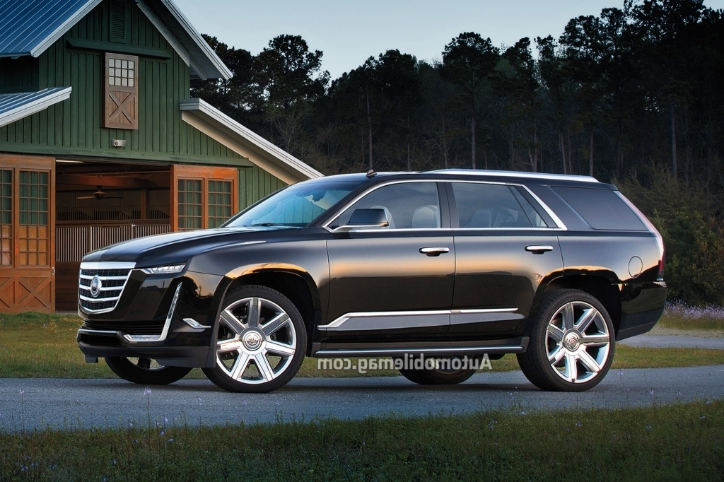 2020 Cadillac Escalade Price