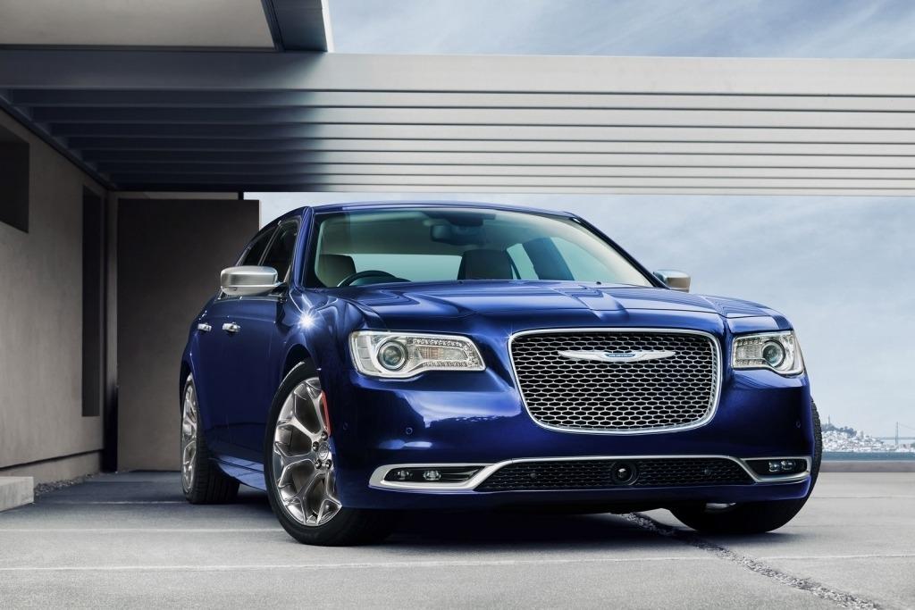 2020 Chrysler 300 Powertrain