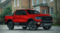 2020 Dodge Dakota Pickup Truck Exterior