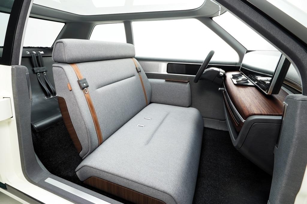 2020 Honda Urban EV Powertrain