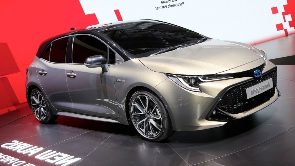 2019 Toyota Auris Redesign