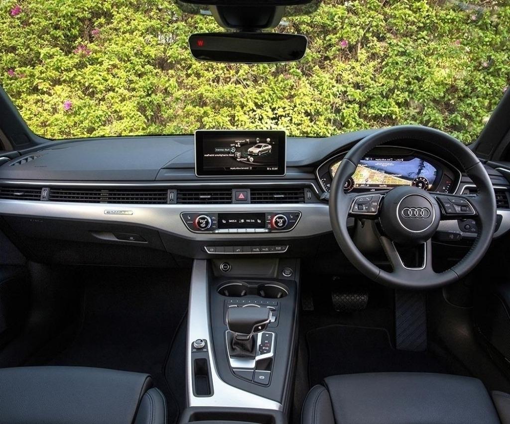 2020 Audi A4 Concept