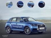 2020 Audi Q9 Powertrain