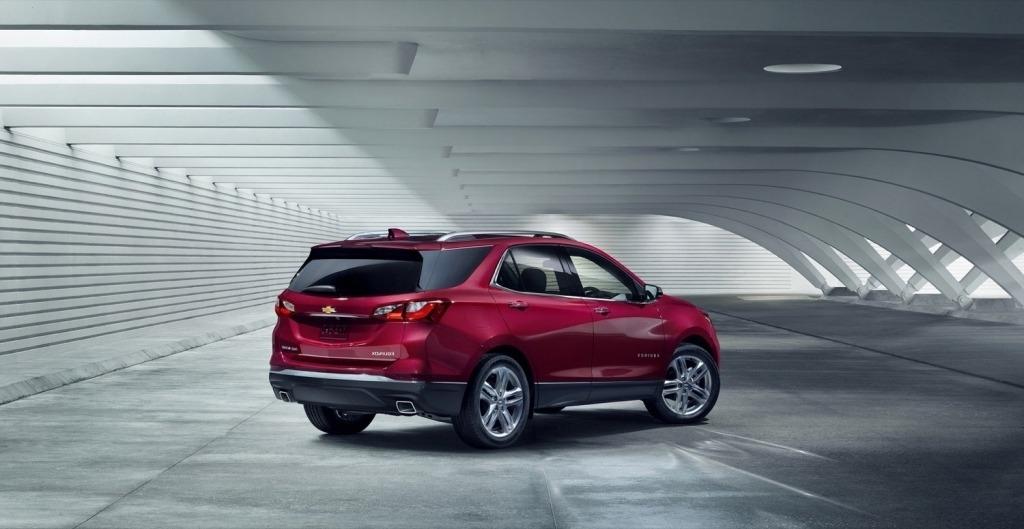 2020 Chevrolet Equinox Images