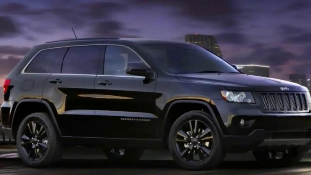 2020 Jeep Grand Cherokee Drivetrain