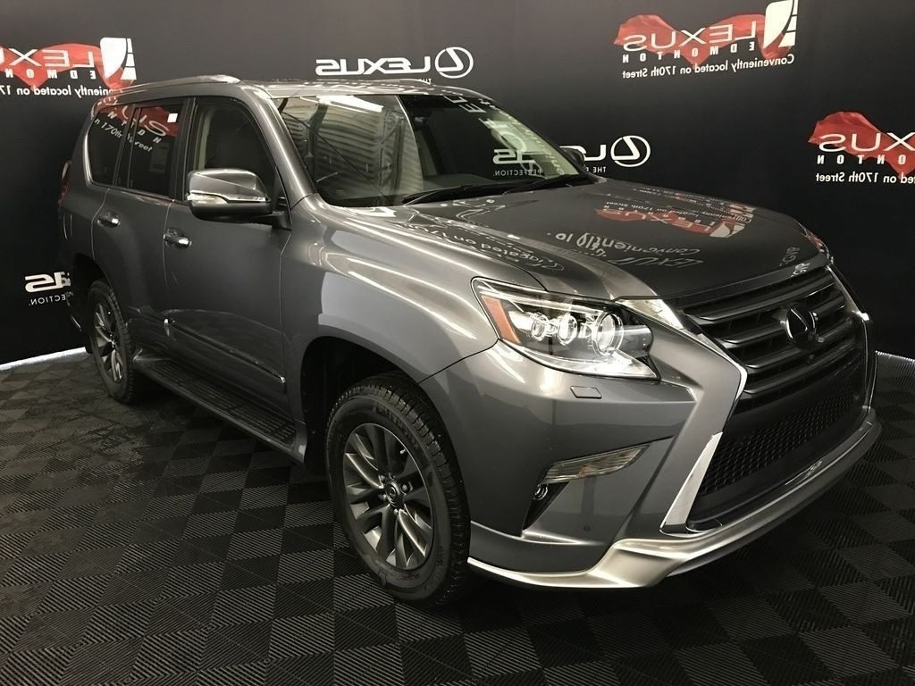 2020 Lexus GX 460 Wallpapers