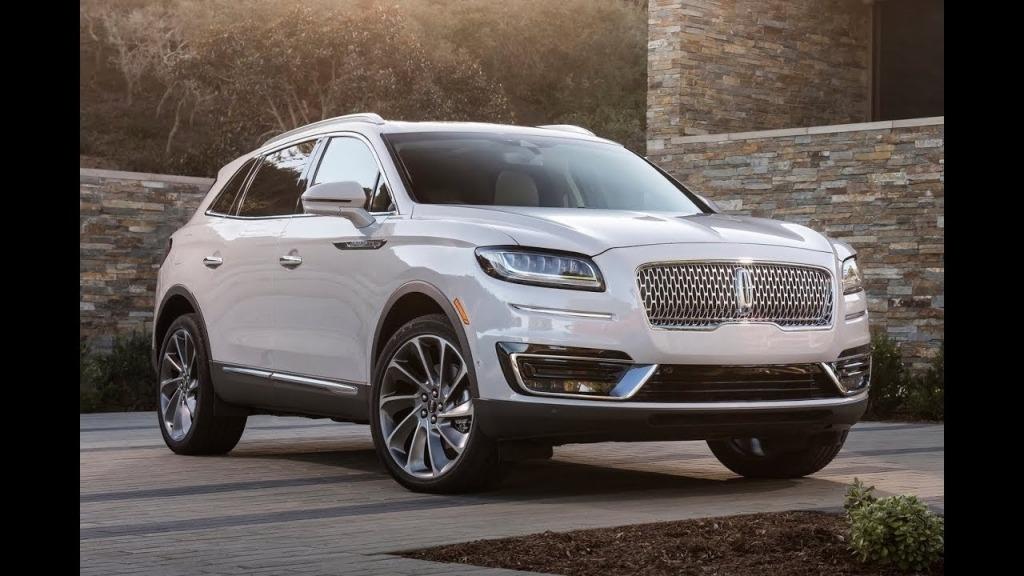 2020 Lincoln Nautilus Design Performance Price >> 2020 Lincoln Nautilus Price Specs Redesign And Release Suv Models