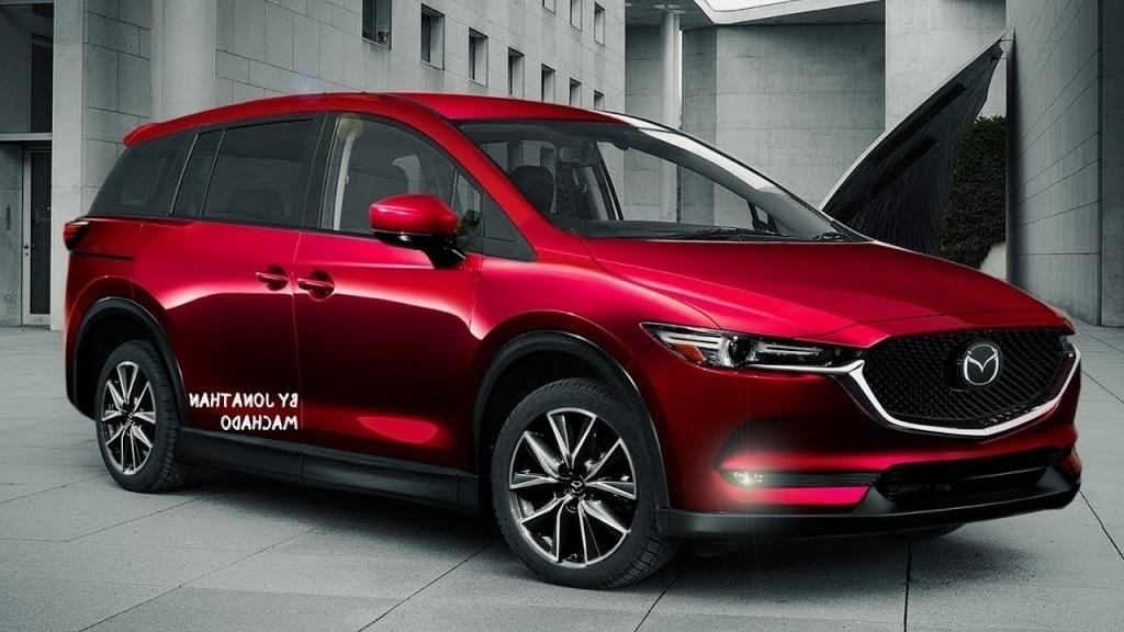 2020 Mazda CX5 Spy Photos