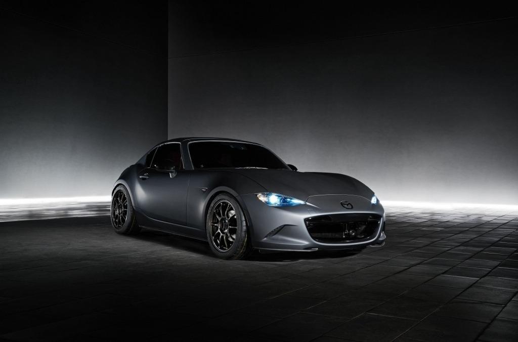 2020 Mazda Miata Specs