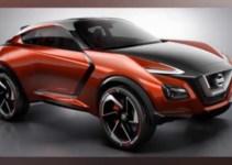 2020 Nissan Juke Interior
