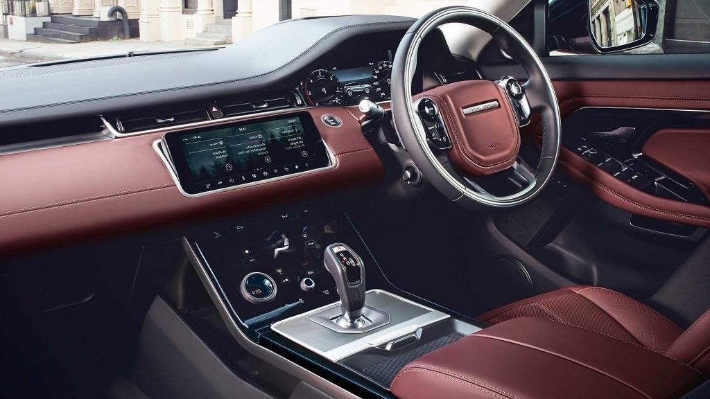 2020 Range Rover Evoque Images