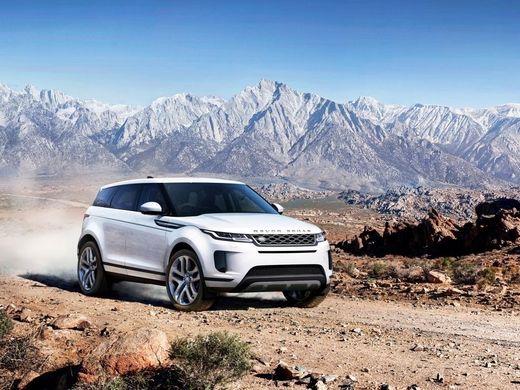 2020 Range Rover Evoque Spy Shots